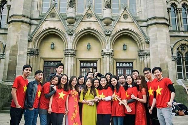 越南与英国教育合作潜力巨大 hinh anh 1