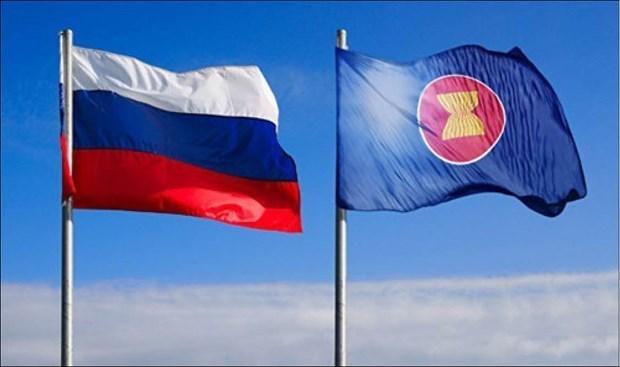 东盟与俄罗斯加强合作 hinh anh 1