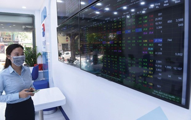 系统故障仍未结束6月4日股市早盘上涨后反转下跌 hinh anh 1