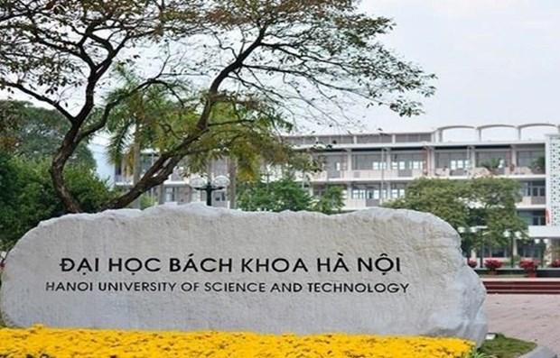 越南三所高校跻身2021年亚洲大学排名 hinh anh 1