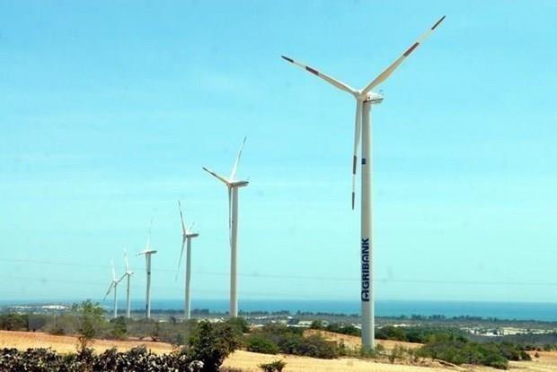 亚行为越南三座风电场提供1.16亿美元的绿色贷款 hinh anh 1