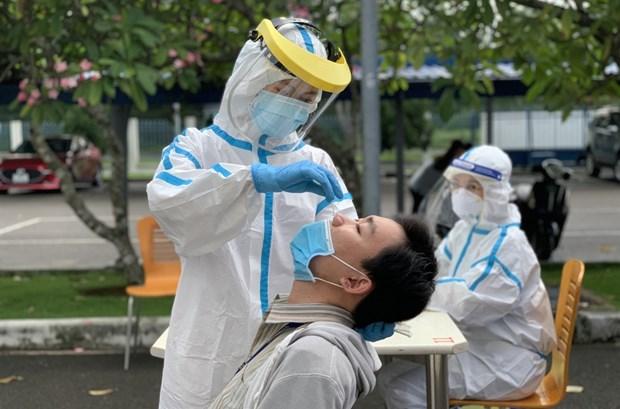 6月4日中午越南新增80例新冠肺炎确诊病例 hinh anh 1