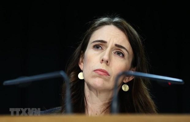 新西兰总理就新冠肺炎疫情召开亚太经合组织紧急会议 hinh anh 1