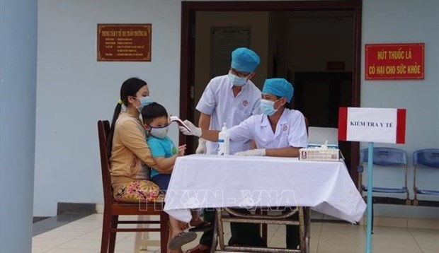 越南海洋岛屿:长沙镇医疗卫生中心——海上居民的依靠点 hinh anh 1