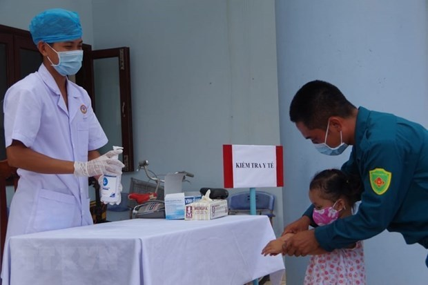 越南海洋岛屿:长沙镇医疗卫生中心——海上居民的依靠点 hinh anh 2