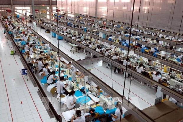 8月份越南全国货物出口额小幅下降 hinh anh 1