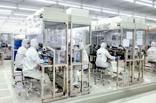 2021年前8月越南境外投资额同比增长74% hinh anh 1