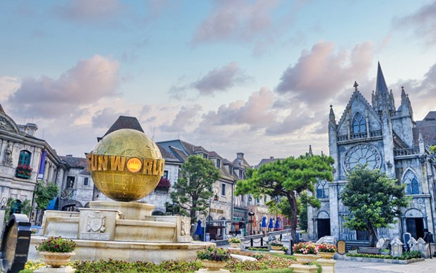 将越南走进全球娱乐世界的重点娱乐项目 hinh anh 1
