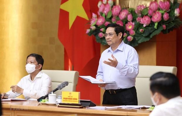 范明政总理:需要采取措施来开发和实现土地资源效益最大化 hinh anh 1