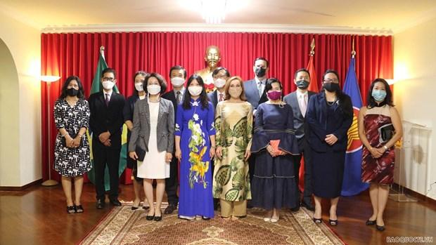 9·2国庆节:进一步加强越南与巴西合作关系 hinh anh 1