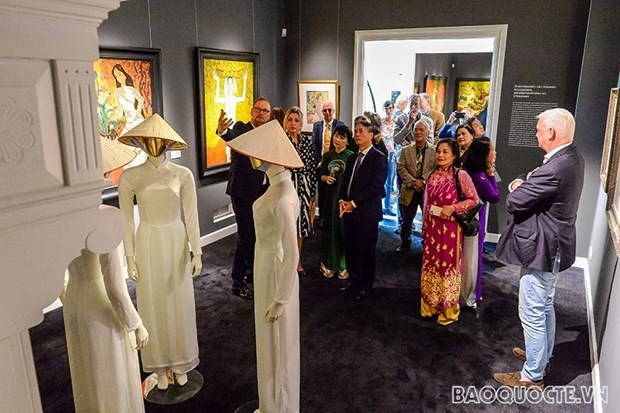 """题为""""越南:梦想的天堂""""展览会在荷兰举行 hinh anh 1"""