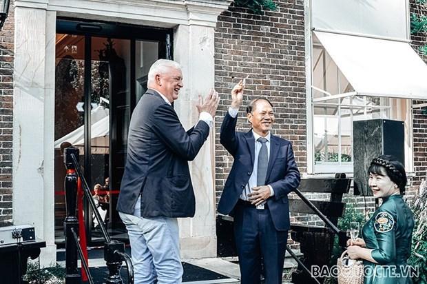 """题为""""越南:梦想的天堂""""展览会在荷兰举行 hinh anh 2"""
