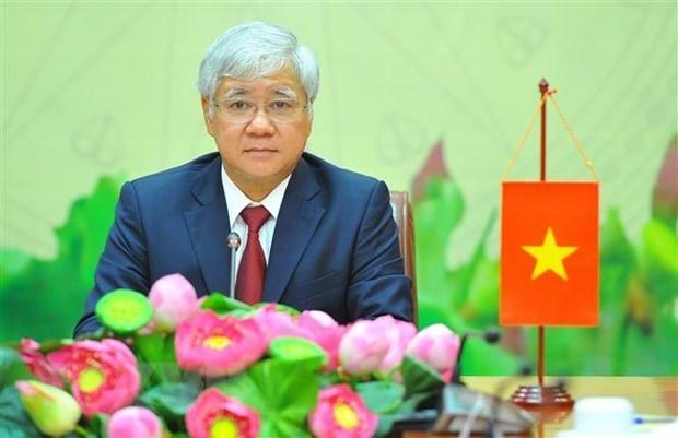 促进中国全国政协各组织与越南祖国阵线之间的交流 hinh anh 1