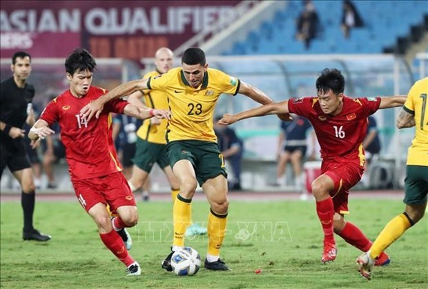 2022世界杯预选赛最后阶段:越南足协提议国际足联和亚足联加强裁判工作质量检查和评估 hinh anh 1