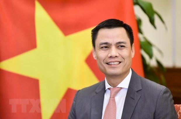 越南国家主席阮春福即将对古巴和美国进行访问 hinh anh 1