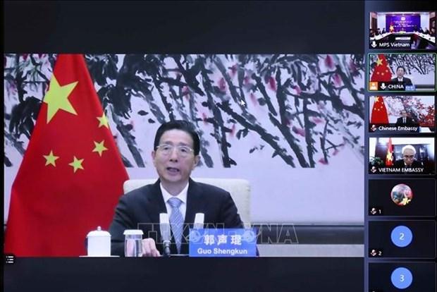 越南与中国加强打击犯罪的合作 hinh anh 3