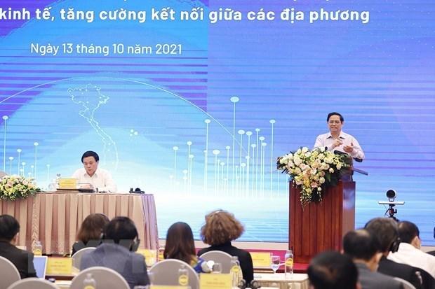 政府总理范明政:为企业化解困难、疏通瓶颈,助推经济社会发展 hinh anh 1