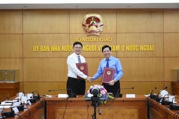 发挥海外越南人在国外推广与销售越南产品中的作用 hinh anh 1