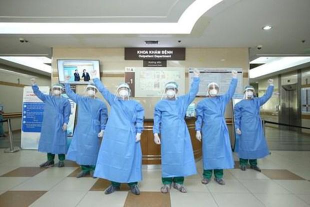 越南是新冠肺炎疫情防控阻击战中的成功典范 hinh anh 1