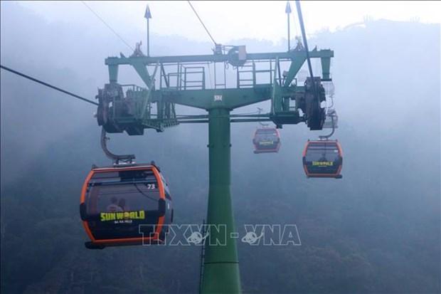岘港市部分旅游景点免费开放 推出许多价格优惠的旅游线路 hinh anh 2