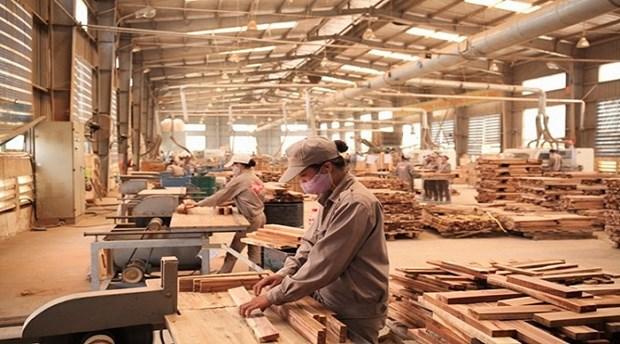 越南木材加工与出口产业力争实现出口额达120亿美元的目标 hinh anh 1