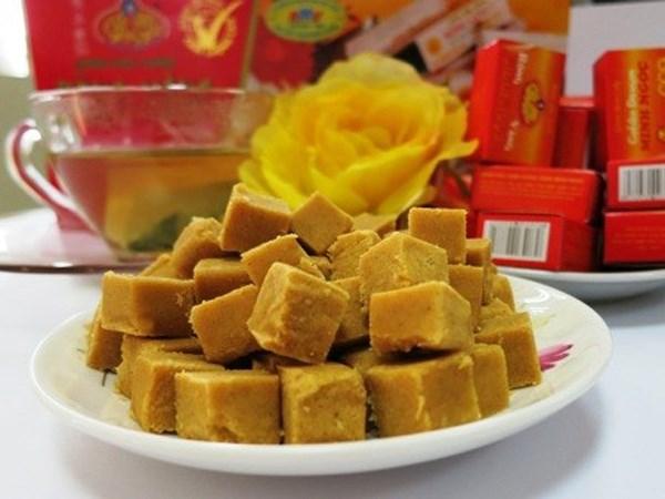 海阳省绿豆糕 hinh anh 1