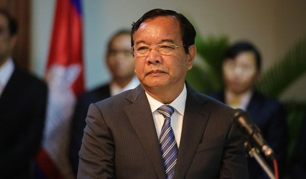 AMM 53:柬埔寨重申对东海问题的立场 hinh anh 1