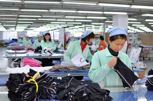 中国公司对南定省亮东纺织工业区投资2亿多美元 hinh anh 1