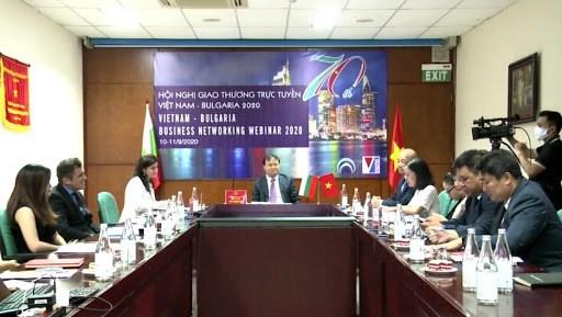 越南与保加利亚加强贸易合作 hinh anh 1