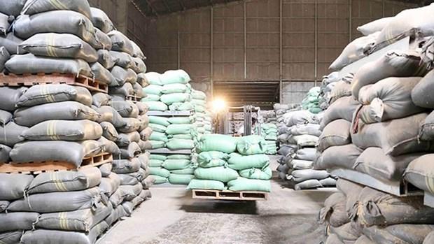 国家粮食储备库稻谷和大米储备数量充足 hinh anh 1