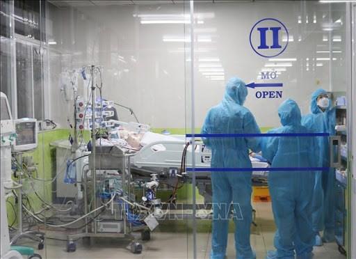 越南连续46天无新增本地新冠肺炎确诊病例 hinh anh 1