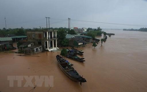 新加坡为越南、柬埔寨、老挝和菲律宾克服灾害后果提供援助 hinh anh 1
