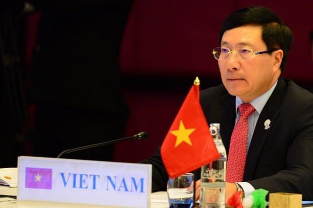 2020年越南外交:新本领和新姿态 hinh anh 1