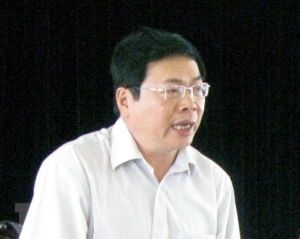 致国家经济损失近1.2亿美元 原越南工贸部部长武辉煌出庭受审 hinh anh 1