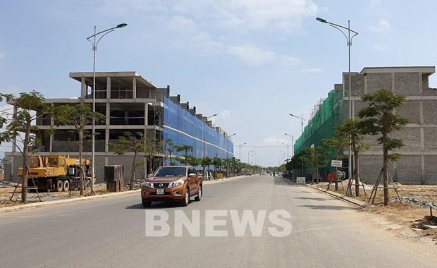 2021年岘港市全力完善基础设施建设 提升招商引资质量和水平 hinh anh 1