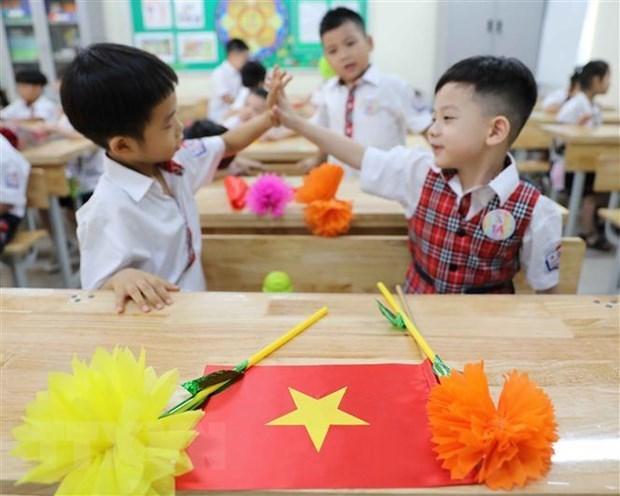 2021辛丑年春节河内学生放假9天 hinh anh 1