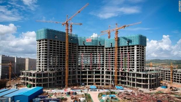 中国对柬埔寨的直接投资金额逐年增长 hinh anh 1