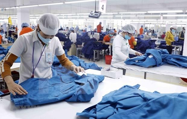 汇丰银行:越南经济增速处于亚洲最高水平 hinh anh 1