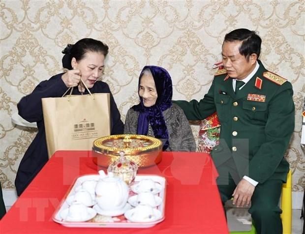 越南拟拔出5280亿越盾用于向有功者赠送春节礼物 hinh anh 1