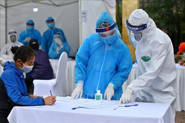 越南卫生部公布2020年医疗卫生及抗疫领域十大事件 hinh anh 1