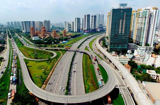 守德新城市力争成为可持续发展城市 hinh anh 1