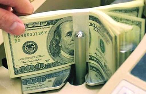11日上午越盾对美元汇率中间价下调6越盾 hinh anh 1
