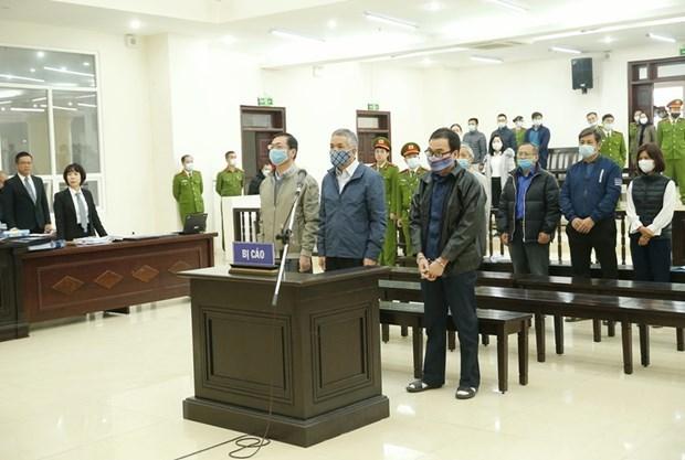 武辉煌及其同案犯案件将于1月18日重新开庭审理 hinh anh 1