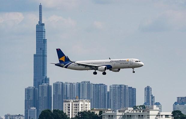 Vietravel Airlines正式开通商业航线 出售5万张零越盾起的特价机票 hinh anh 1