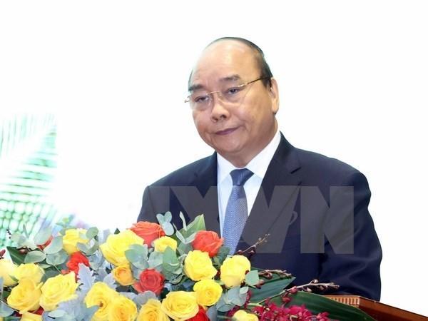 阮春福总理:人民公安情报力量坚定不移坚持党的的绝对领导 hinh anh 1