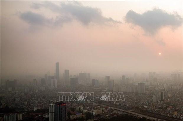 美国与越南分享在环境管理与空气质量控制领域的经验 hinh anh 1