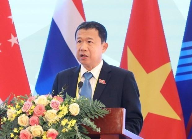 越南出席法语国家议会联盟委员会会议 hinh anh 1