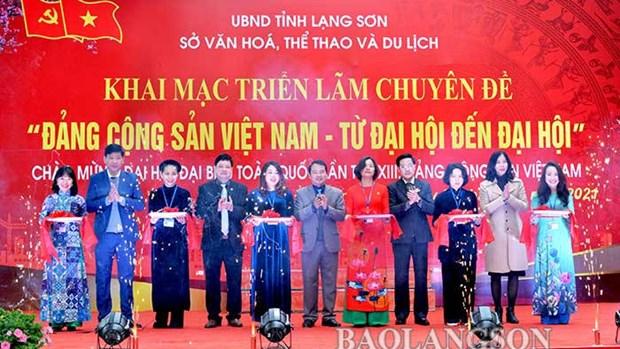 庆祝越共十三大的系列活动在全国各地纷纷举行 hinh anh 2