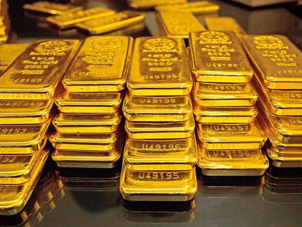 4日上午越南国内市场黄金价格保持稳定 hinh anh 1