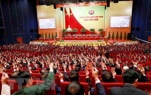 """越共十三大:波兰媒体相信越南将成功实现建设""""繁荣和幸福国家""""的目标 hinh anh 1"""